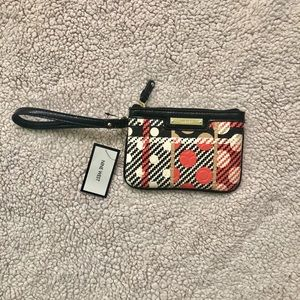 Nine West Multi Color Wristlet